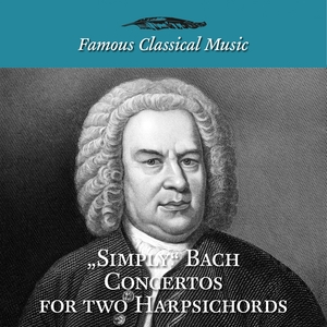 Simply Bach Concertos for Two Harpsichords | Helmuth Rilling