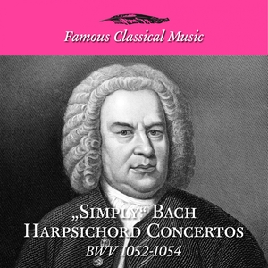 Simply Bach Harpsichord Concertos | Helmuth Rilling