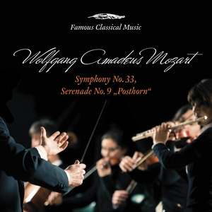 "Mozart: Symphony No. 33 & Serenade No. 9 ""Posthorn"" | Iona Brown"