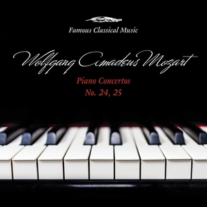 Wolfgang Amadeus Mozart: Piano Concertos Nos. 24 & 25 | Ivan Moravec