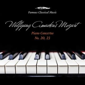 Wolfgang Amadeus Mozart: Piano Concertos Nos. 20 & 23 | Ivan Moravec