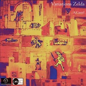 Variations Of Zelda | Adrien Cassel
