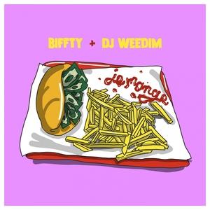 Je mange | DJ Weedim