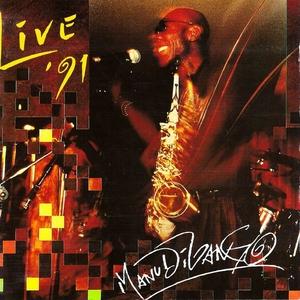 Manu Dibango Live 91 | Manu Dibango