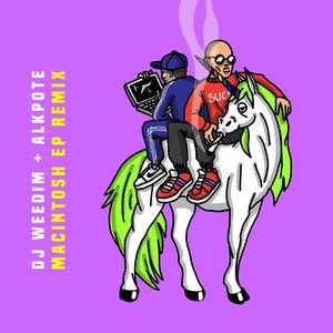 Macintosh - EP | DJ Weedim
