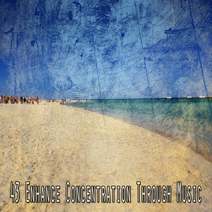 43 Enhance Concentration Through Music | White Noise Meditation