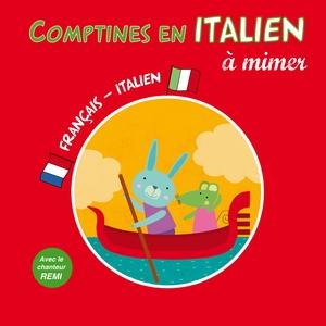 Comptines en italien à mimer   Rémi Guichard