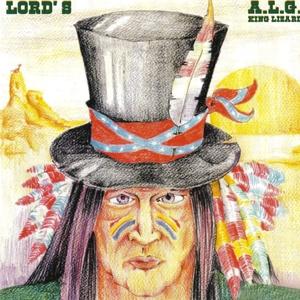 A.L.G. King Lizard | Lord's