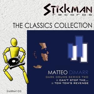 Dark Drums Series Two   Matteo DiMarr