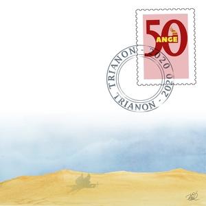 Trianon 2020 - les 50 ans | Ange