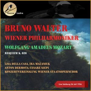 Wolfgang Amadeus Mozart: Requiem K. 626 - Live Salzburg 26 Juli 1956 | Bruno Walter