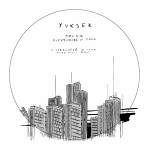 Everywhere In Town - Single | Yuksek