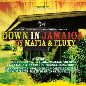 Down In Jamaica Riddim   Ras Mc Bean