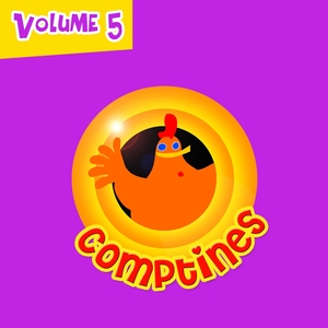 Comptines Volume 5 | Catherine Vaniscotte