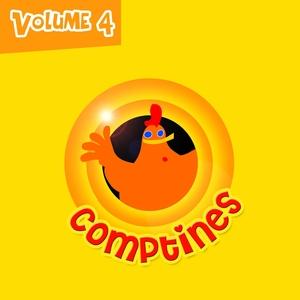 Comptines Volume 4 | Catherine Vaniscotte