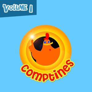 Comptines Volume 1 | Catherine Vaniscotte