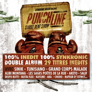Punch Line Street Beat Show | Tunisiano