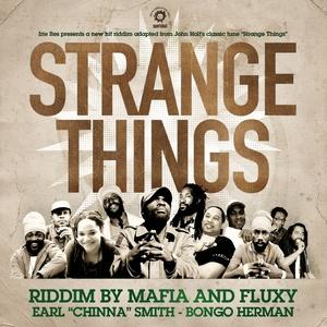 Strange Things | Ras Mc Bean