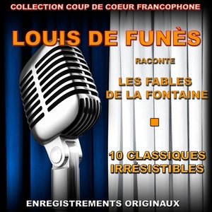 Louis de Funès raconte les fables de la Fontaine | Louis de Funès