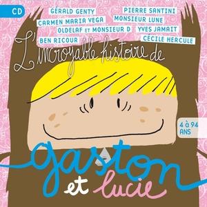 L'incroyable histoire de Gaston et Lucie | Monsieur Lune