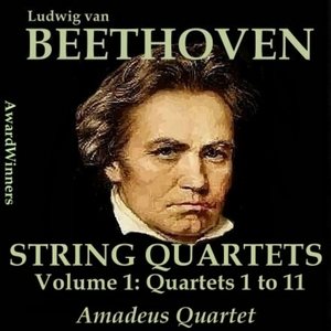 Beethoven, Vol. 10 - String Quartets 01-11 | Amadeus Quartet