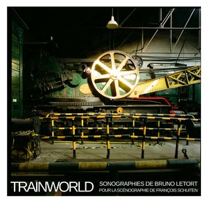 Trainworld, sonographies de Bruno Letort pour la scénographie de François Schuiten | Bruno Letort