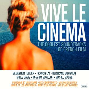 Vive le Cinema (The Coolest Soundtracks of French Film) | Francis Lai