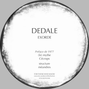 Exorde - EP | Dedale