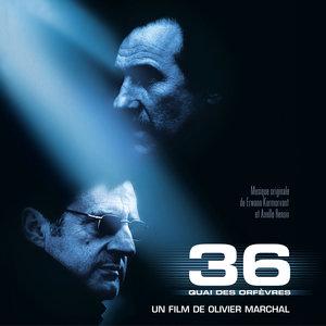 36 quai des Orfèvres (Bande originale du film) | Erwann Kermorvant