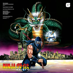 Ninja Gaiden The Definitive Soundtrack, Vol. 2 | Koei Tecmo Games Co., Ltd.