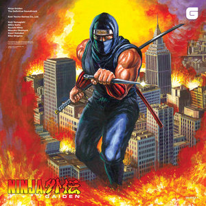 Ninja Gaiden The Definitive Soundtrack, Vols. 1 & 2 | Koei Tecmo Games Co., Ltd.
