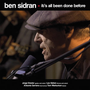 It's All Been Done Before | Ben Sidran