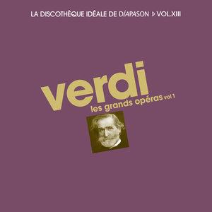 Verdi: Les grands opéras I - La discothèque idéale de Diapason, Vol. 13   Mario Rossi