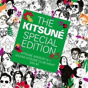 The Kitsuné Special Edition #3 (Kitsuné Maison 14: The Absinthe Edition + Gildas Kitsuné Club Night Mix #3)   Amber Coffman