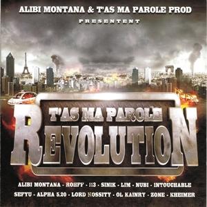 T'as ma parole révolution   Alibi Montana