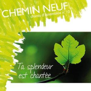 Chants d'assemblée, Vol. 10: Ta splendeur est chantée | Chemin Neuf