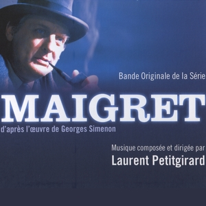 Maigret - bande originale de la série   Orchestre Philharmonique de Monte-Carlo
