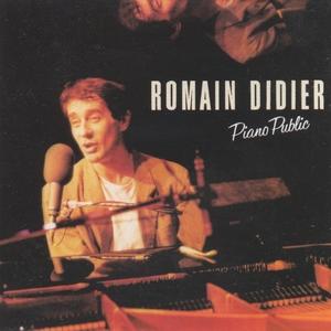 Piano public | Romain Didier