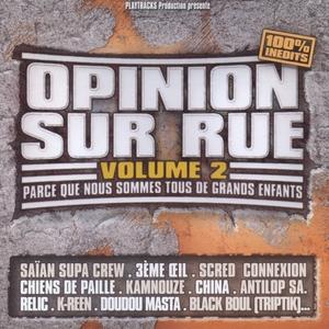Opinion sur rue, vol. 2 | Opinion Sur Rue