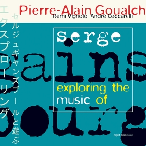 Exploring the Music of Serge Gainsbourg | André Ceccarelli