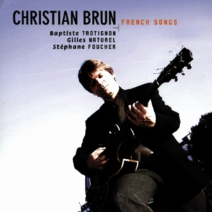 French songs | Christian Brun