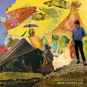 Mon agitation | Nicolas Paugam