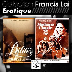 Collection Francis Lai: Erotique, Vol. 3 (Bandes originales de films) | Francis Lai