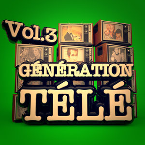Génération télé, Vol. 3 | Eric Charden