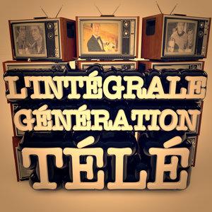 Génération télé, l'intégrale | Eric Charden