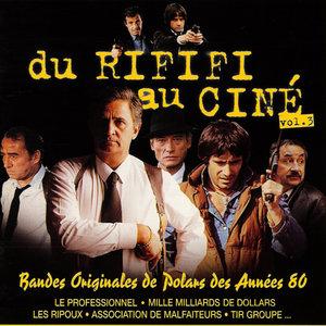 Du rififi au ciné, Vol. 3: Bandes originales de polars des années 80   Juan José Mosalini