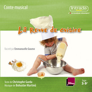 La revue de cuisine | Emmanuelle Gaume