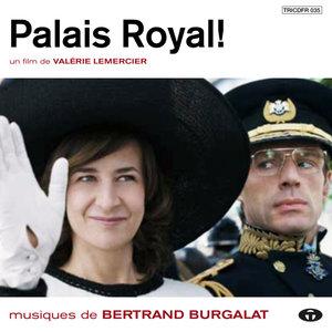 Musiques du film Palais Royal! | Bertrand Burgalat