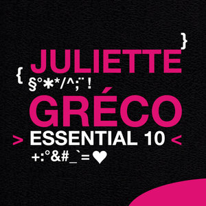 Juliette Greco: Essential 10 | Juliette Gréco