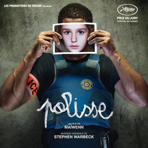 Polisse (Bande originale du film)   Stephen Warbeck